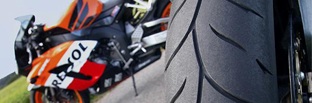 Mobile Motorcycle Tyre Fitting Kent